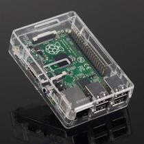 Raspberry Pi - Clear Case Tontec Para Raspberry B+