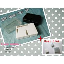 Case Box Gabinete Transparente Raspberry Pi B+