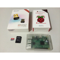 Super Kit Raspberry Pi 2, Model B Quadcore 900mhz 1gb Ram