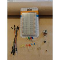 Kit Componentes Eletrônicos - Arduino
