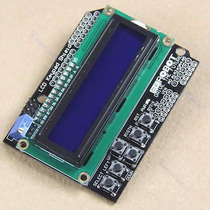 Placa Expansão (shield) Teclado E Ldc 1602 Para Arduino