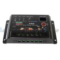 Controlador De Carga Para Painel Solar - 30 Amperes 30a