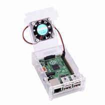 Case Raspberry Pi B+ E Raspber Pi 2 Com Cooler - No Brasil