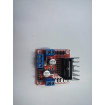 Driver Motor Ponte H L298n Para Arduino