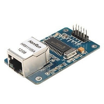 Módulo Ethernet Enc28j60 Arduino Pic Avr Atmel Rede Internet