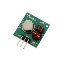 Módulo Transmissor Rf - 433mhz Arduino