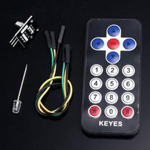 Controle Remoto Ir E Receptor P/ Arduino,pic,infravermelho