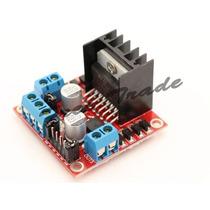 Ponte H L298n Drive Motor Arduino