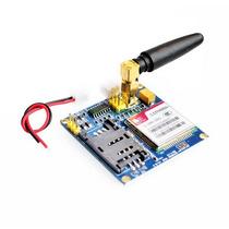 Modulo Gsm Gprs Sim900 + Antena Compativel C/ Arduino