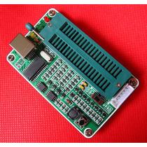 Gravador Programador De Pic Usb Pickit 2 Soquete Zif + Icsp