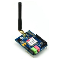 Arduino Shield Modulo Gsm Gprs Sim900 + Antena