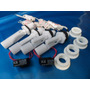4 Sensores Nível Água Orig Icos + 2 Filtro K8+ 4 Adpt P/ Pvc