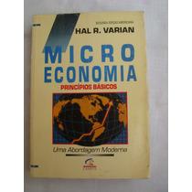 Microeconomia Princípios Básicos - Hal R. Varian