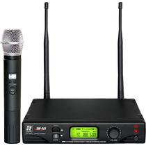 Microfone Sem Fio Staner, Modelo Sw-481 1 Mic