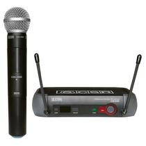 Microfone Sem Fio Com Transmissor De Mao Uhf - Csr X888 Uhf