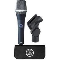 Microfone Akg D7 Supercardióide Dinâmico Nf Garantia