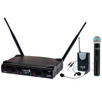 Microfone Sem Fio Headset Lyco Uh02 Mhli - 014958