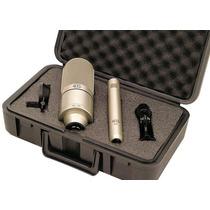 Mxl Kit De Microfone Profissional Para Gravação Mxl 990/991