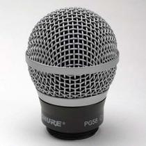 Cápsulas Para Microfone Shure Sem Fio Pg58 - Rpw110