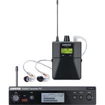 Shure Psm300 Completo Com Fone Se 215 Shure