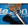 Microfone Leson Mc 100 Com Fio