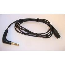 Cabo Extensor Para Microfone Mini Sony Ecm-ds70p - Id8888