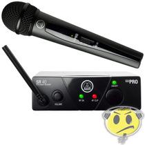 Microfone Sem Fio Akg Wms40 Profissional Top O F E R T A