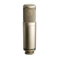 Microfone Condensador Profissional Rode K2 - Para Estúdio.