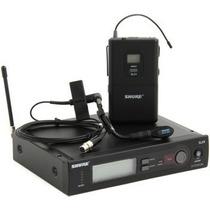Microfone Shure Slx14 Beta 98a Microfone Sem Fio 98 Hc