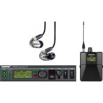 Shure Psm900 Completo Com Fone Se 425 Shure