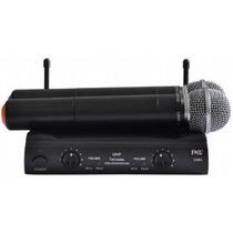 Microfone Duplo Jwl S/ Fio Uhf U585 Frete Grátis