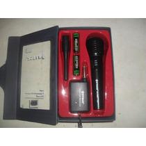 Microfone Sem Fio Proficional Wg-307e
