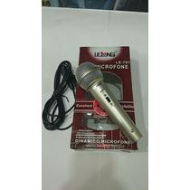 Microfone Para Karaokê