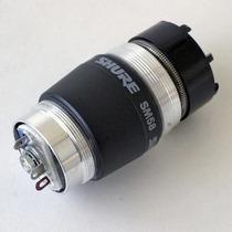 Capsula Para Microfone Shur E Sm 58 C Fio - Id1983