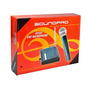 Microfone Profissional Vhf Sound Pro Sp200 1 Mão