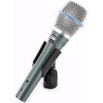 Shure Beta 87a Supercardioid Condenser Microphone