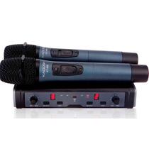 Sistema Microfone Duplo Sem Fio Digital Kadosh K532m