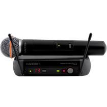 Microfone Kadosh Branco Ou Preto K-581s Uhf Sem Fio