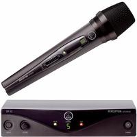 Microfone Sem Fio Akg Perception Pw 45 Vocal Oferta Kadu Som