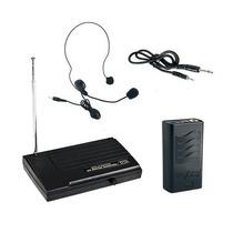 Microfone Sem Fio Auricular Soundpro Sp200hs Marcelo E M