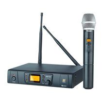 Microfone Sem Fio De Mão Staner, Modelo Srw-48s