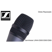 Globo/grelha Sennheiser Substituição E845 E845s E935 E945