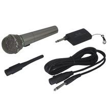 Microfone Sem Feio Para Festas Karaoke Amplificadores L371p