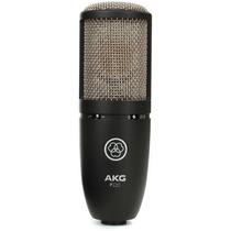 Akg Perception 220 . Microfone . Loja . Nf + Gtia !