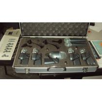 Kit De Bateria Mk 7 Xlr - Shure