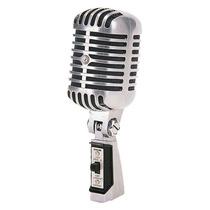 Microfone Original Shure 55sh Series Ii Vintage Frete Gratis