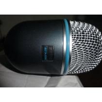 Microfone Shure Beta 52 A P/ Bumbo E Amp De Baixo