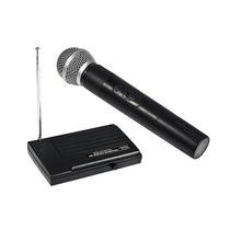 Microfone Sem Fio De Mão Profissional Soundpro Tipo Shure