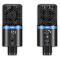 Ik Multimedia Irig Mic Studio Microfone