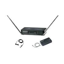 Audio Technica Sistema Sem Fio Lapela Atw-251/l Profissional